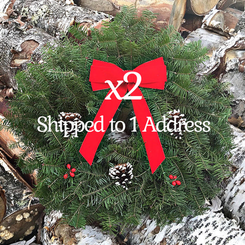 Traditional Wreaths - 18 inch ($28.00 each with this Deal)