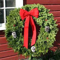 Traditional Wreath - 30 inch