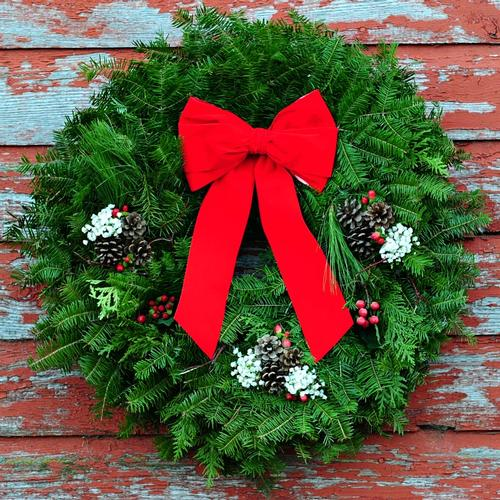 Deluxe Corporate Wreath - #3 Most Popular